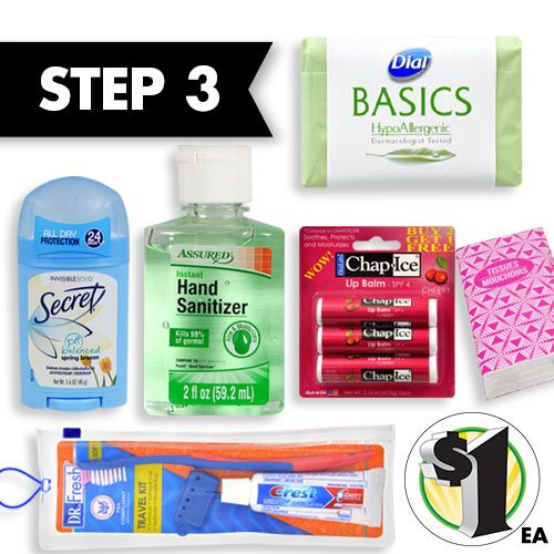 Shop $1 Personal Care Supplies!