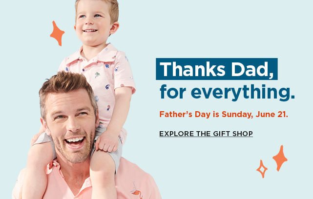 explore the fathers day gift shop