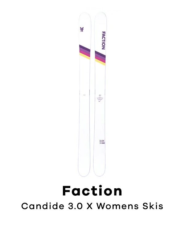 Faction Candide 3.0 X Womens Skis