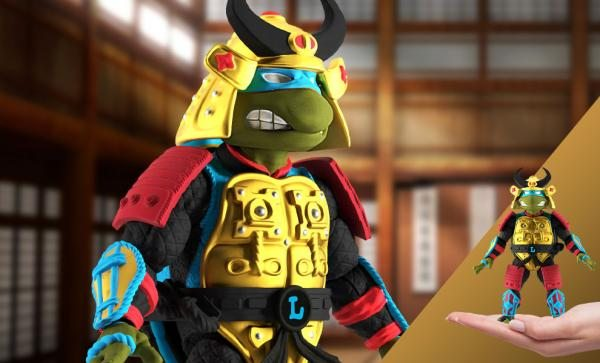 Leo the Sewer Samurai (TMNT) Action Figure by Super 7