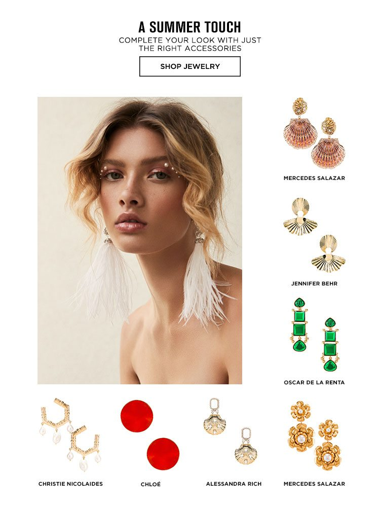 A Summer Touch - Shop Jewelry