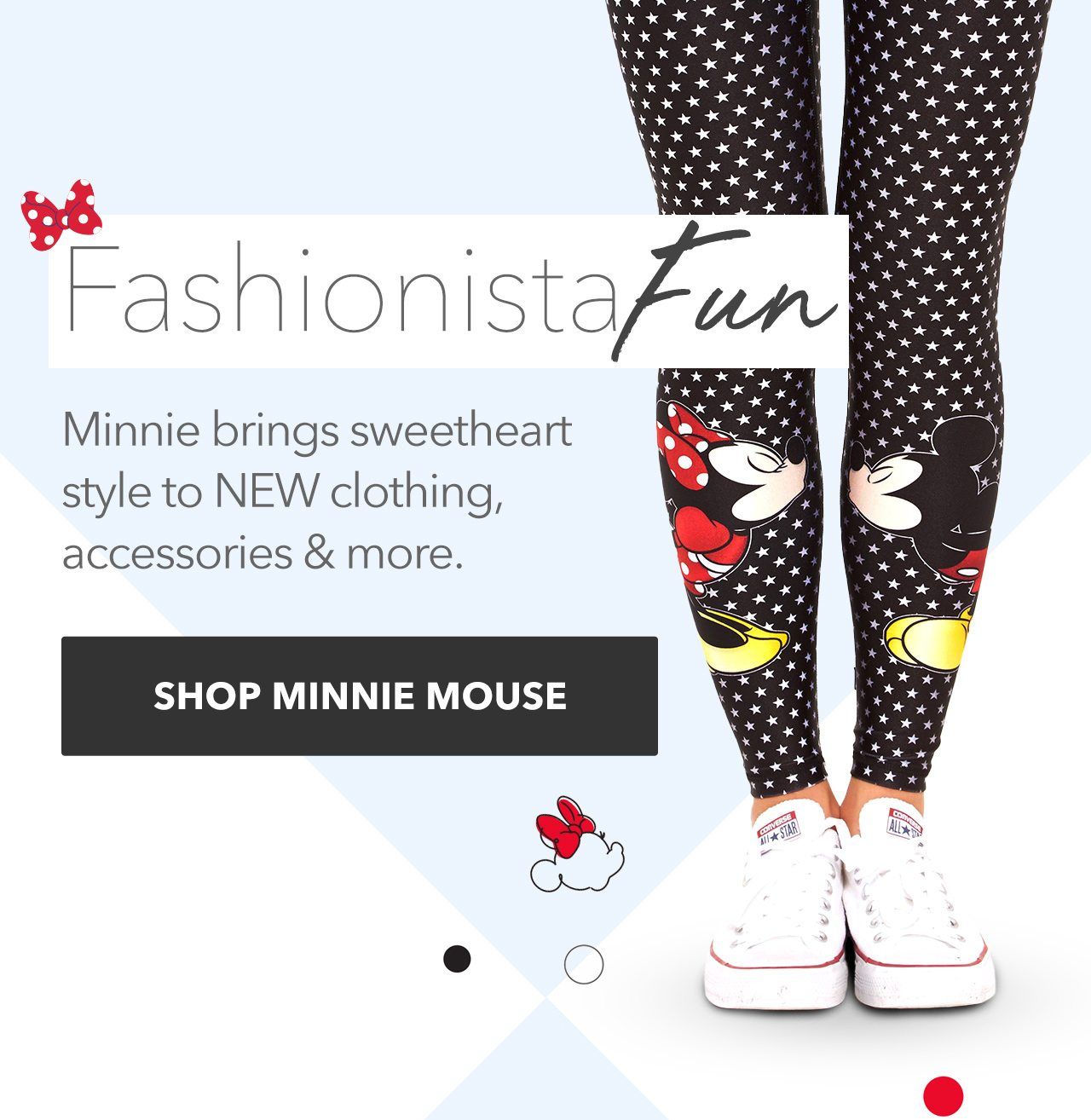 Fashionista Fun | Shop Minnie Mouse