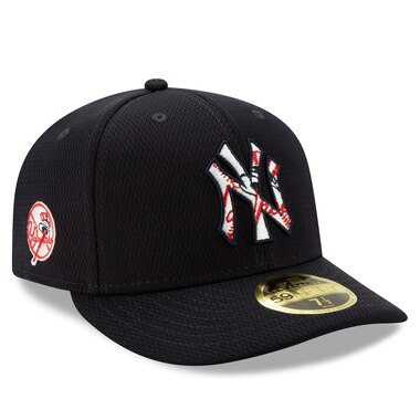 New York Yankees New Era 2020 Spring Training Low Profile 59FIFTY Fitted Hat – Navy