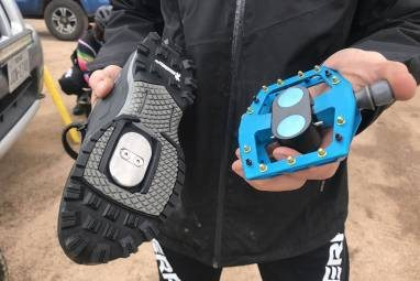 First Look: Hustle Bike Labs REM Magnetic Pedal