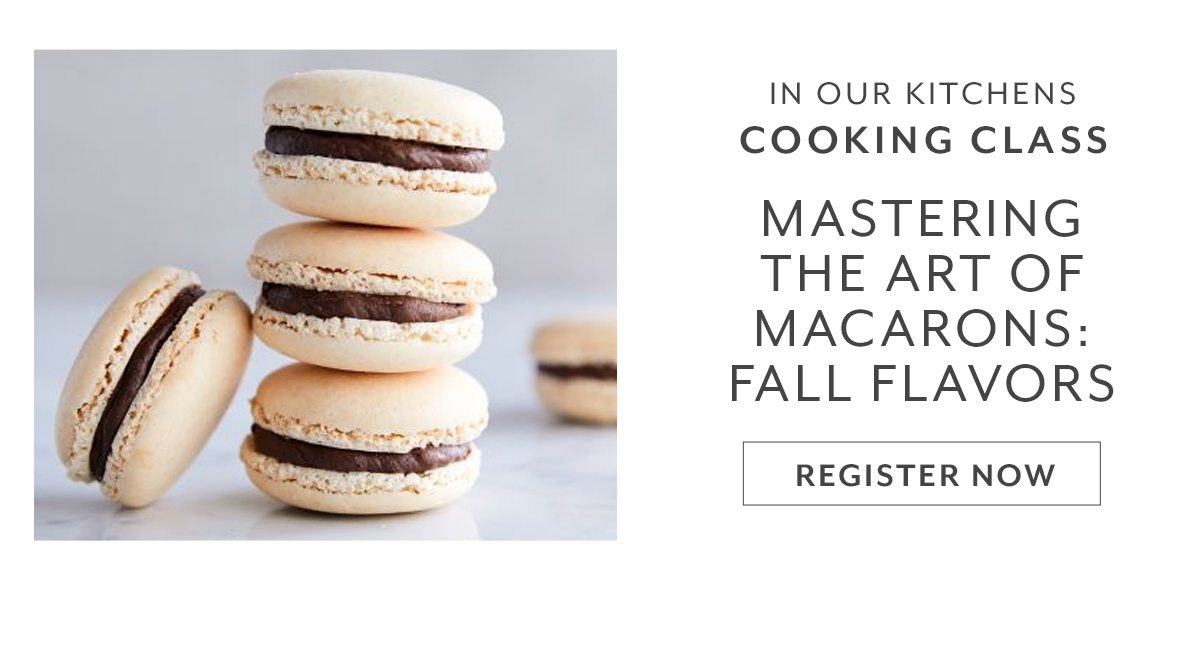 Mastering The Art Macrons: Fall Flavors