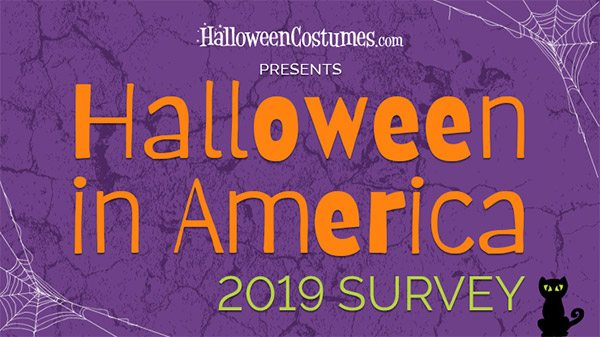 2019 'Halloween in America Survey' Results [Infographic]