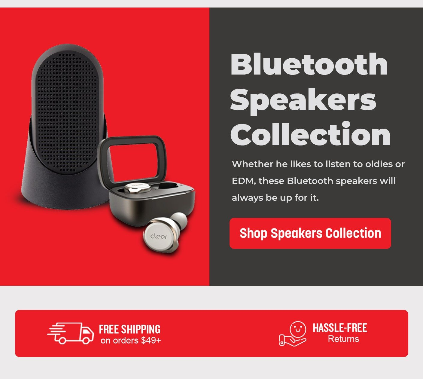Bluetooth Speakers Collection