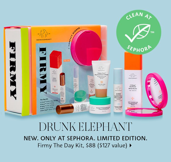 Drunk Elephant Firmy The Day Kit