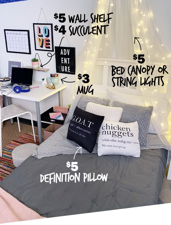 We Love A Cheap Room Makeover Five Below Email Archive
