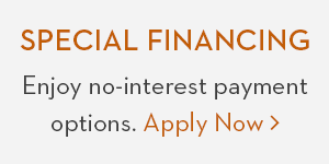 Enjoy no-interest payment options. Apply Now!