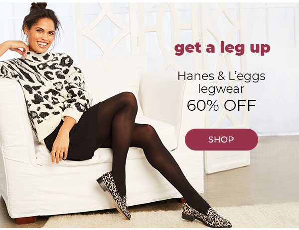 Legwear 60% off - Turn on your images