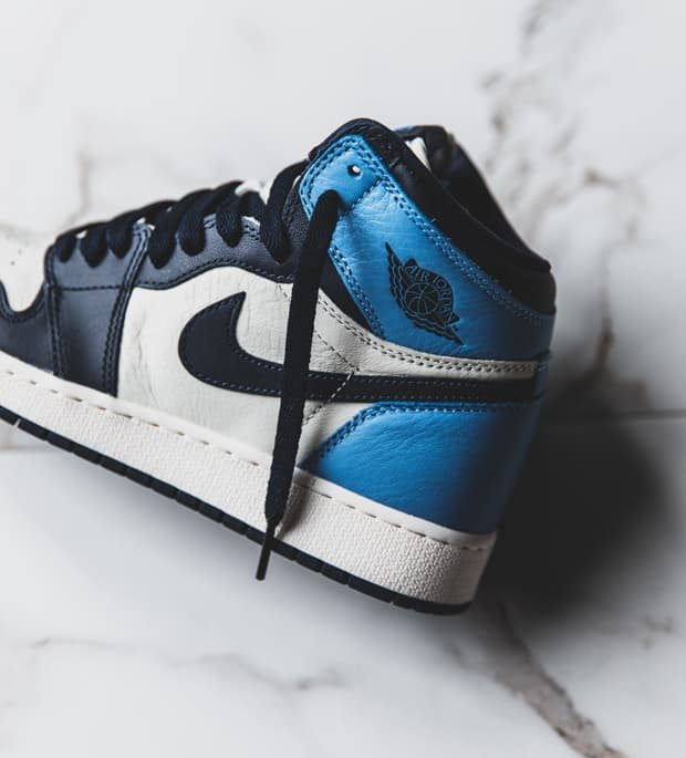 usa cheap sale authorized site official shop ONLINE RAFFLE 🚨 JORDAN 1 'OBSIDIAN ' - DTLR Email Archive