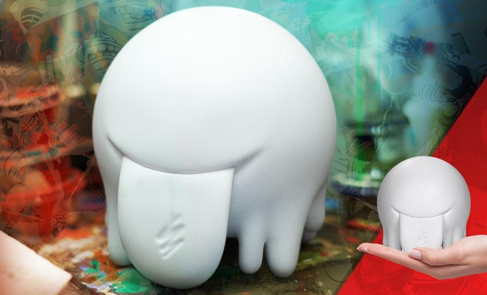 Splotch - White Edition Designer Toy (Sideshow/Unruly) - ATTENDEE