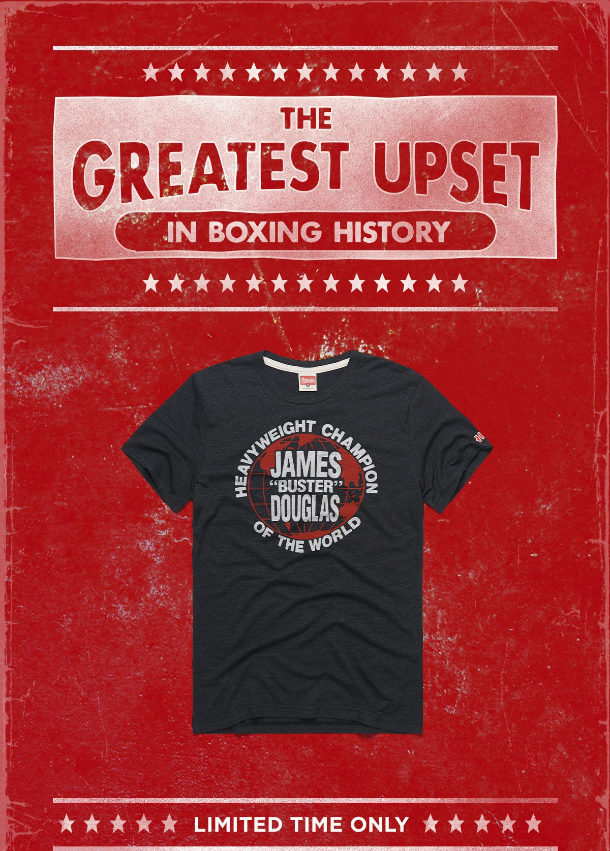 The Greatest Upset in Boxing History