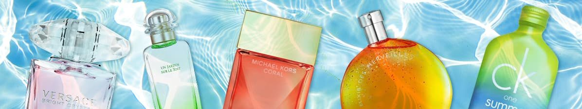 Keep Cool With These Hot Scents for Summer