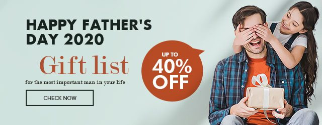 Limited Offer: Happy Father's day 2020