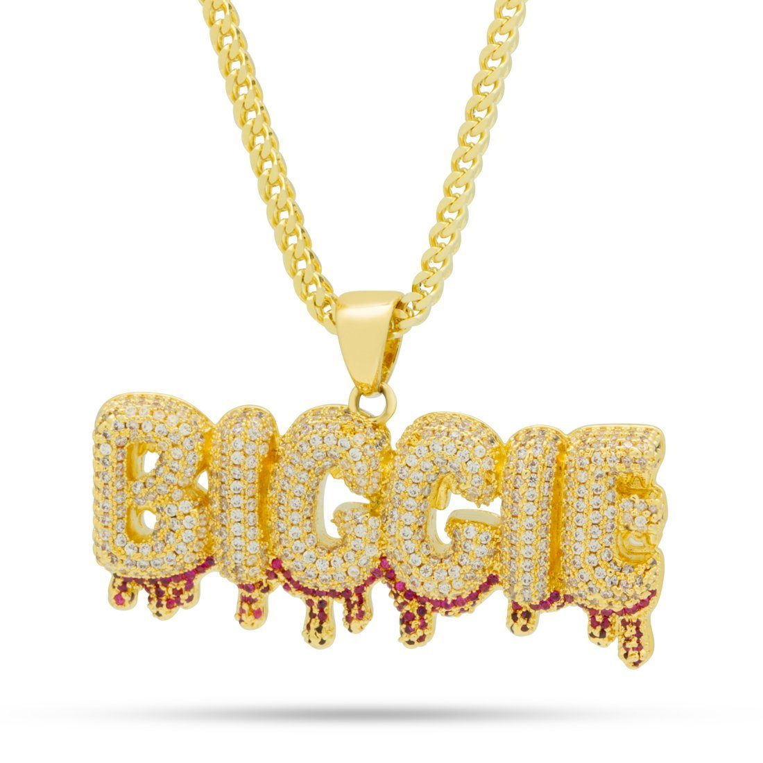 Notorious B.I.G. x King Ice - Biggie Drip Necklace