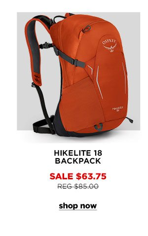 Hikelite 18 Backpack - Click to Shop Now