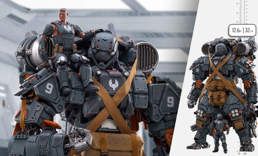 FEAR V (Airborne Assault Type) Collectible Figure by Joytoy