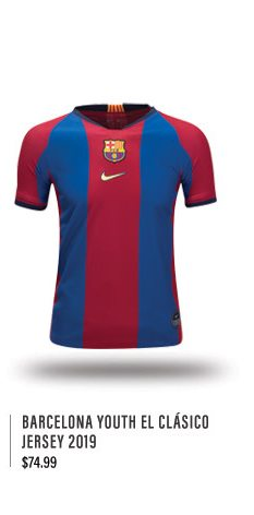 quality design 1b0c0 d6895 Limited Edition Nike Barcelona El Clásico Jersey! Available ...