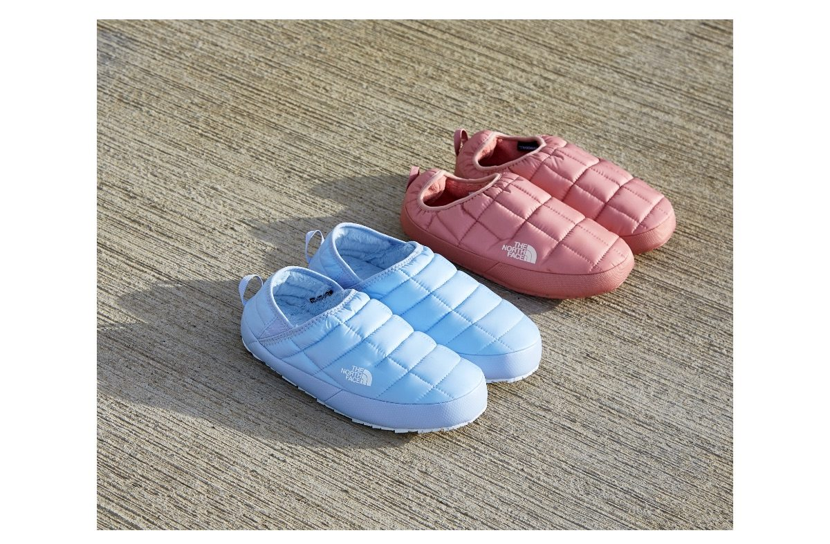 The North Face slippers | Shop now