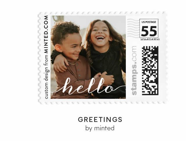Greetings by Minted