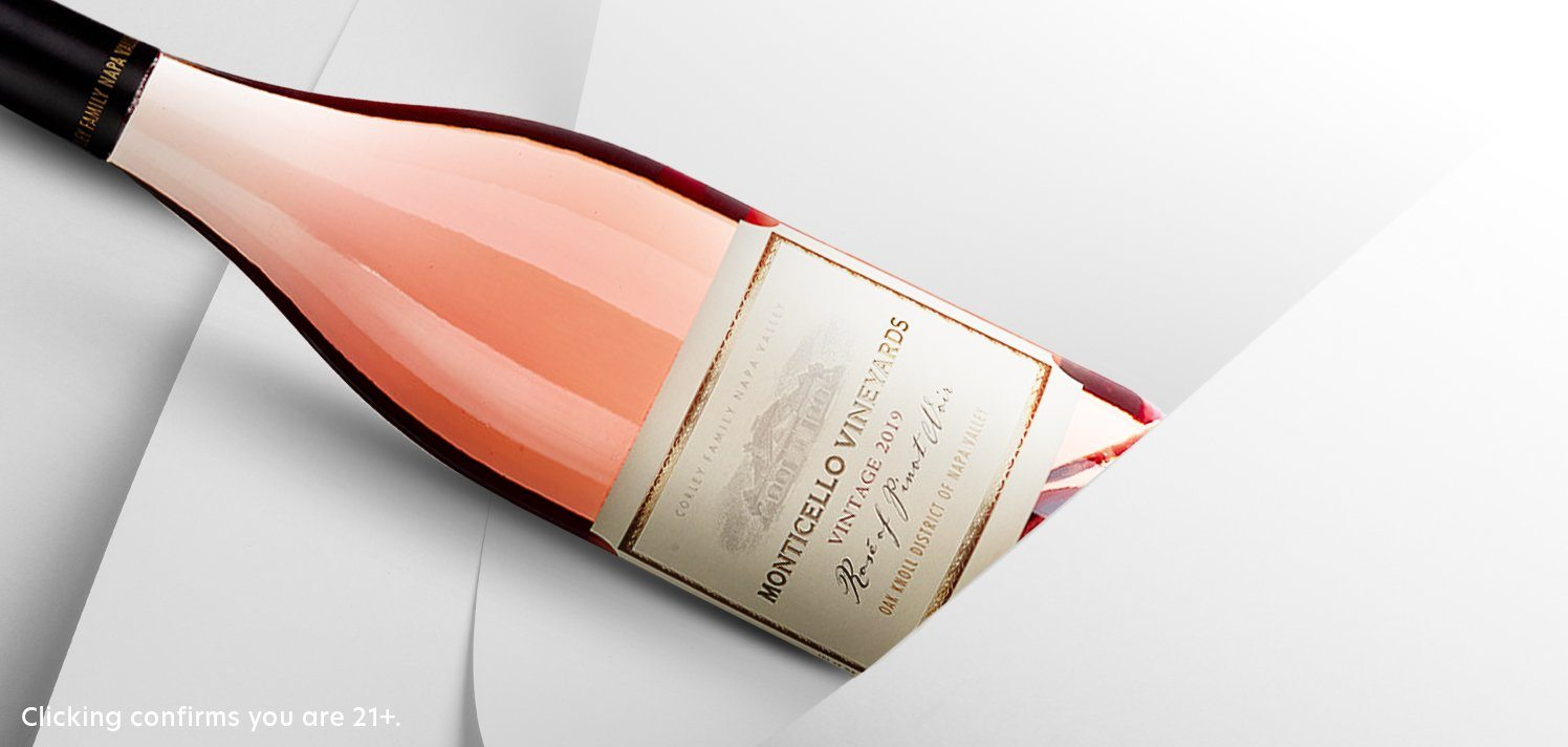 Refreshing Rosé From Napa's Monticello Vineyards