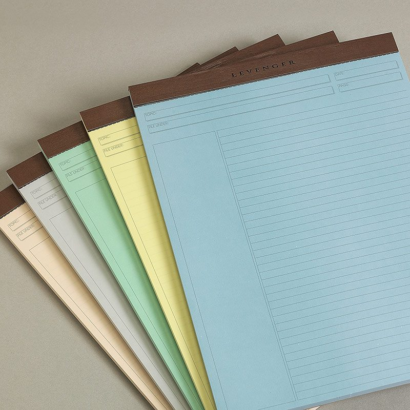 Freeleaf® Multicolored Annotation Ruled Pads