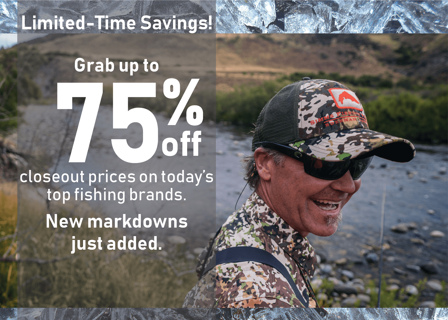 Grab FishUSA's Clearance deals while they last!