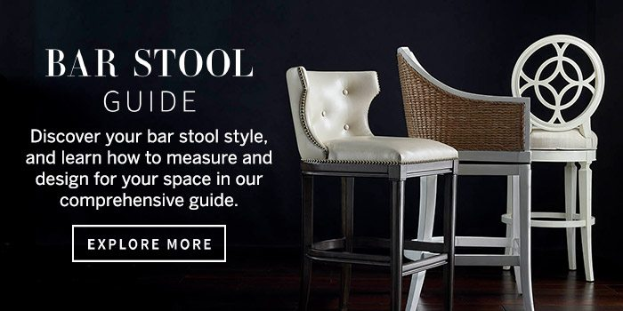 Bar Stool Guide