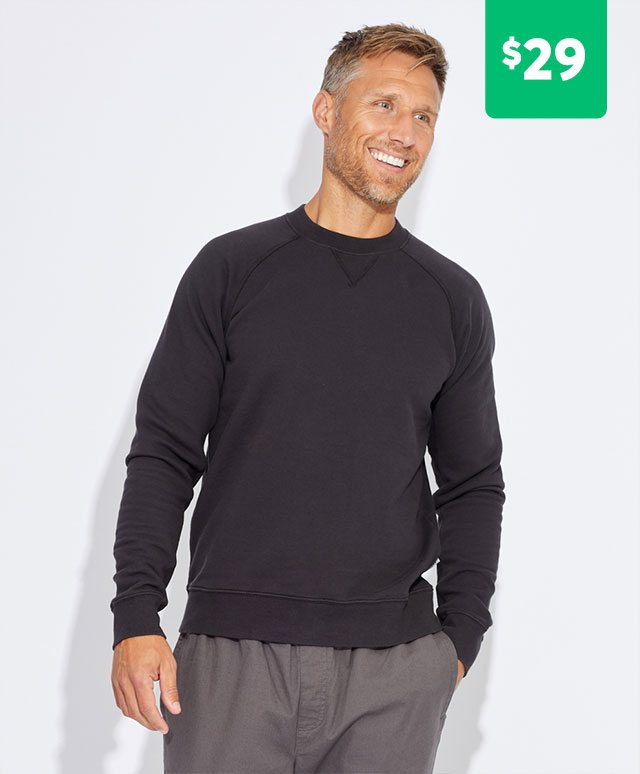 Essential Sweatshirt $29