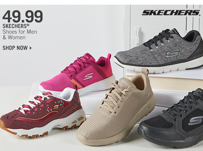 Shop 49.99 Skechers Shoes for Men & Women