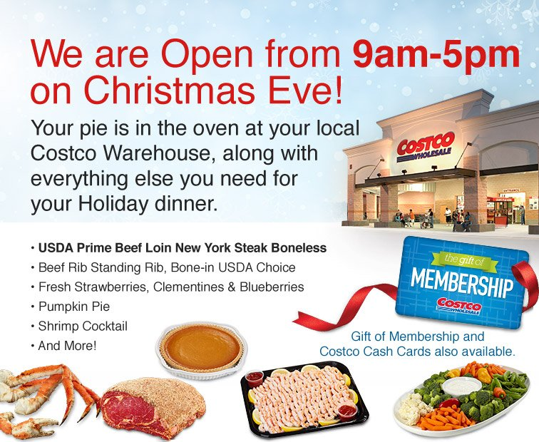 Offers Ending Sunday 12/24! Plus Shop Your Local Costco for Last