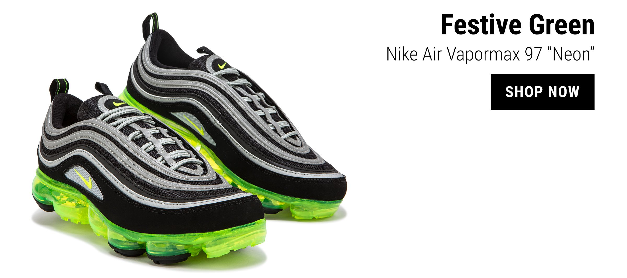 """online store 323af 533dc Nike Air VaporMax 97 """"Neon"""""""