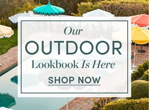 Our outdoor lookbook is here