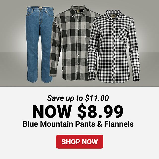 Pants and Flannels