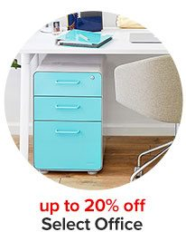 up to 20% off Select Office