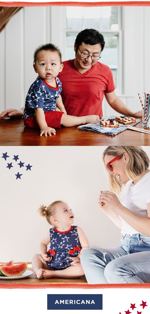 Stars, stripes, and everything nice!