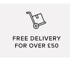 FREE DELIVERY FOR OVER £50