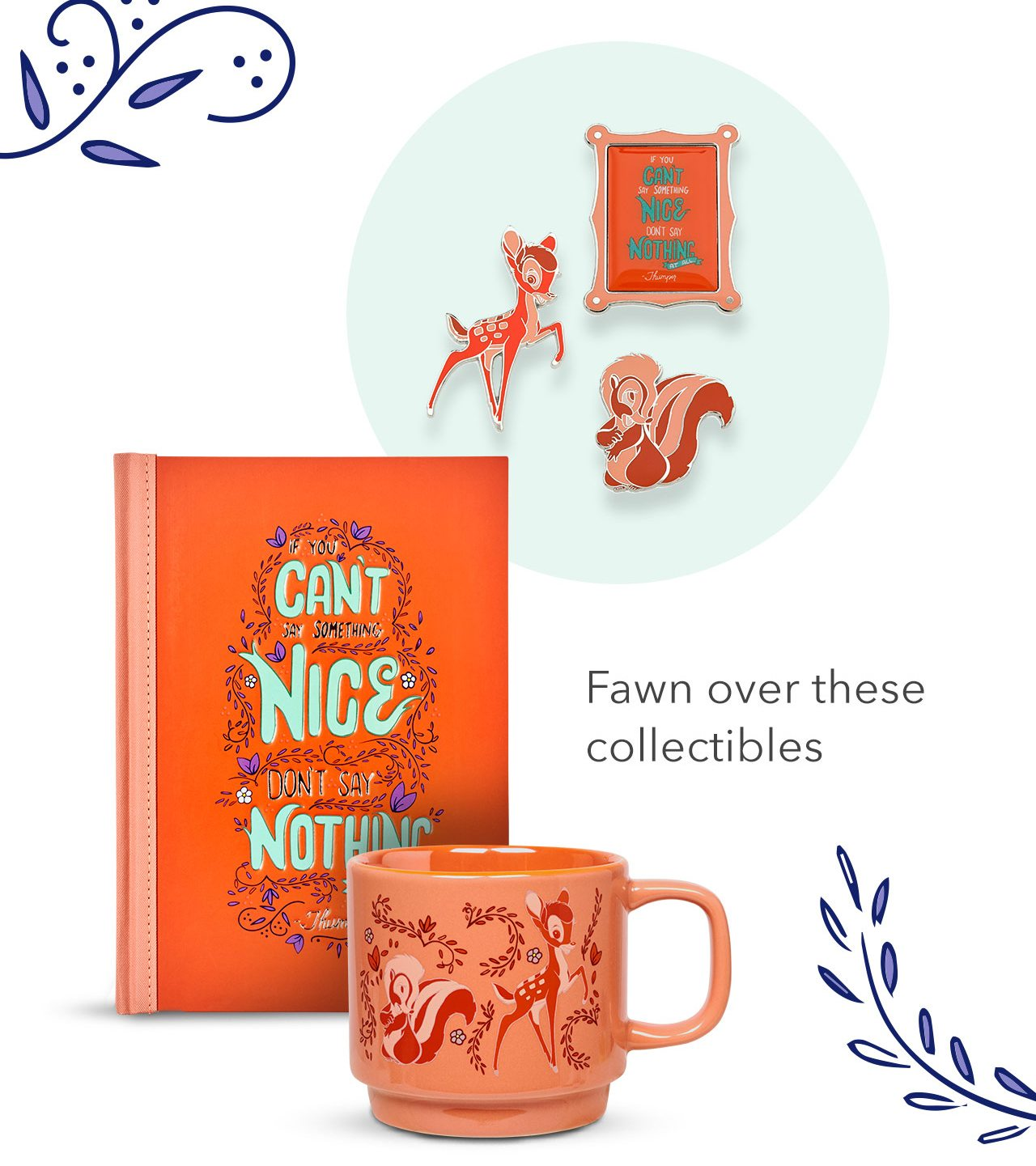 Fawn over these collectibles | Shop Now