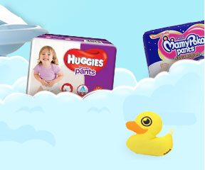 Diapers & Baby Care