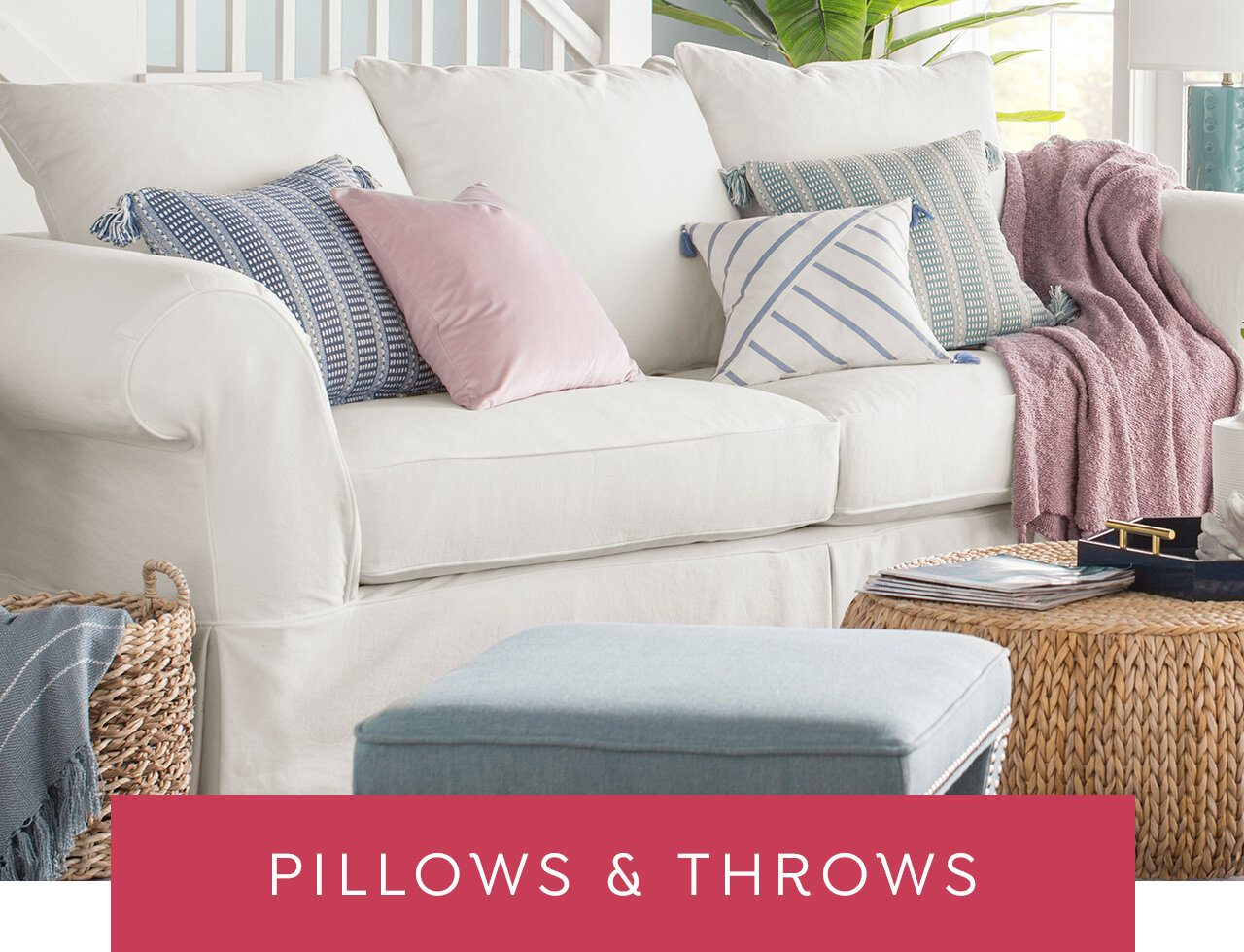 Pillows & Throws