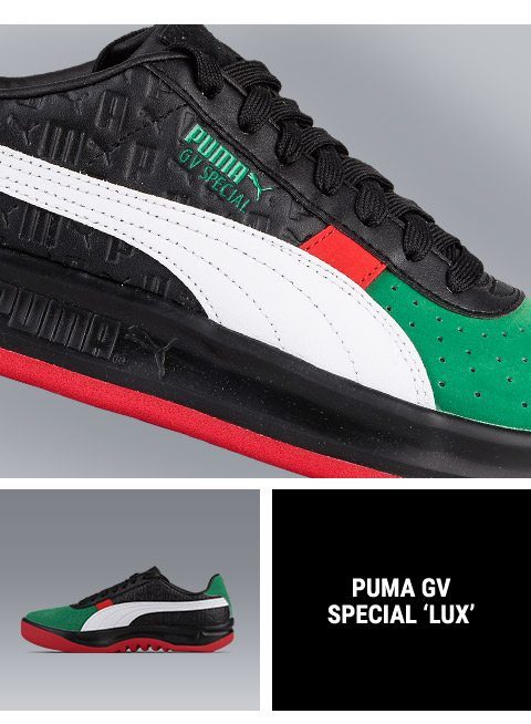 best service 064de 11461 PUMA GV Special 'Lux' – Available Tomorrow! - Footaction ...
