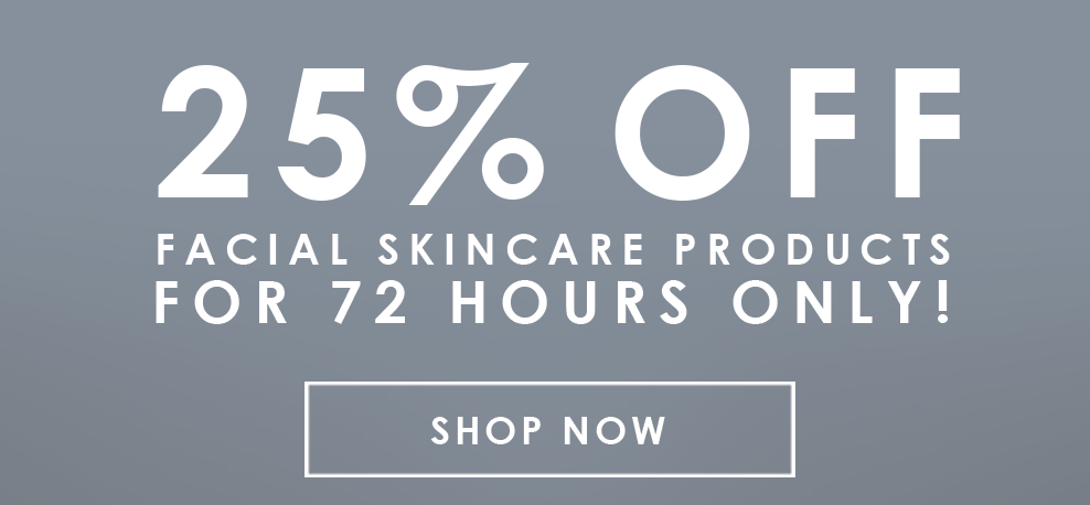 25% Olay Skincare for 72 Hours Only!
