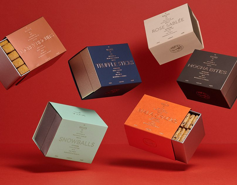 Rocca Biscuit Collection