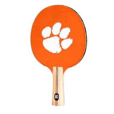 Clemson Tigers Logo Table Tennis Paddle