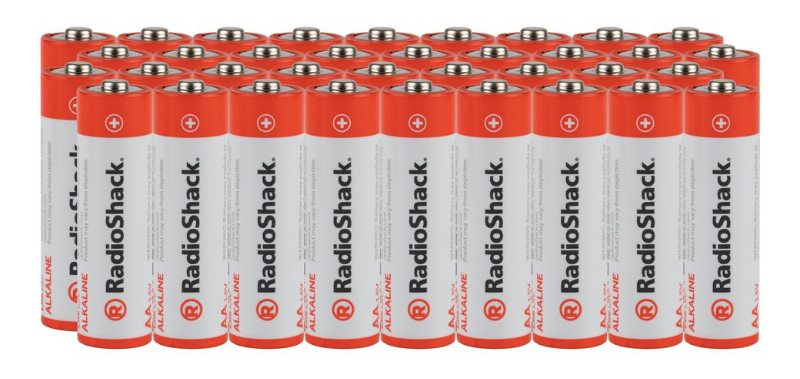 36 Pack of Alkaline Batteries
