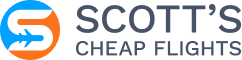 Scott's Cheap Flights logo
