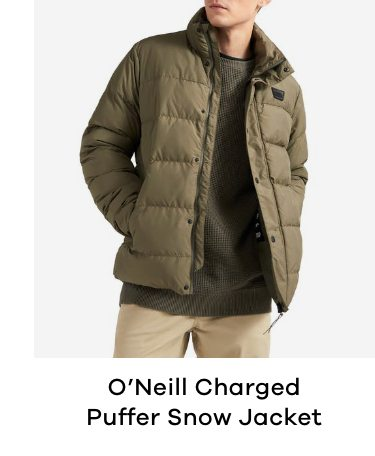 O'Neill Charged Puffer Snow Jacket