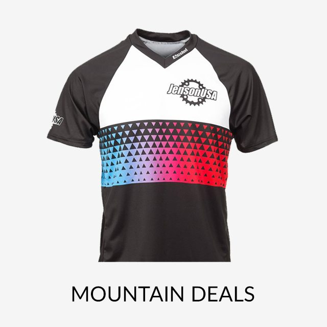 New   Closeout Cycling Apparel + SAVE20 Coupon - Jenson USA Email ... b981a94bd